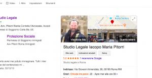 Avvocato Iacopo Maria Pitorri Roma sui permessi di ...